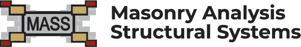 Masonry Analysis Structural Systems